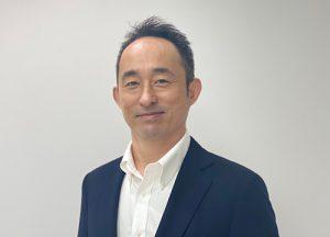 海外事業部 部長 秋田 賢司