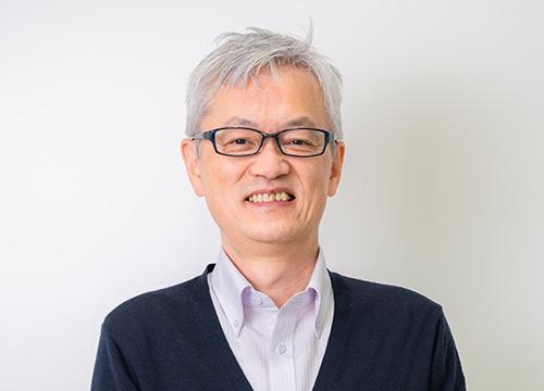 製造部 部長 菊地 正彦