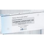 Vitrification Kit 101(ガラス化3 回分)